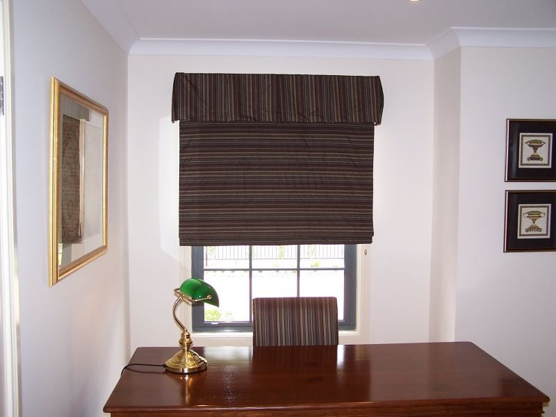 Roman Blinds - TLC Blinds