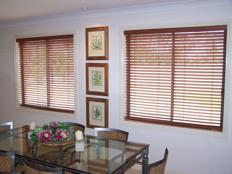 Timberlook Venetian - TLC Blinds
