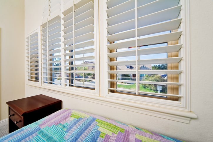 4 Reasons To Choose Plantation Shutters