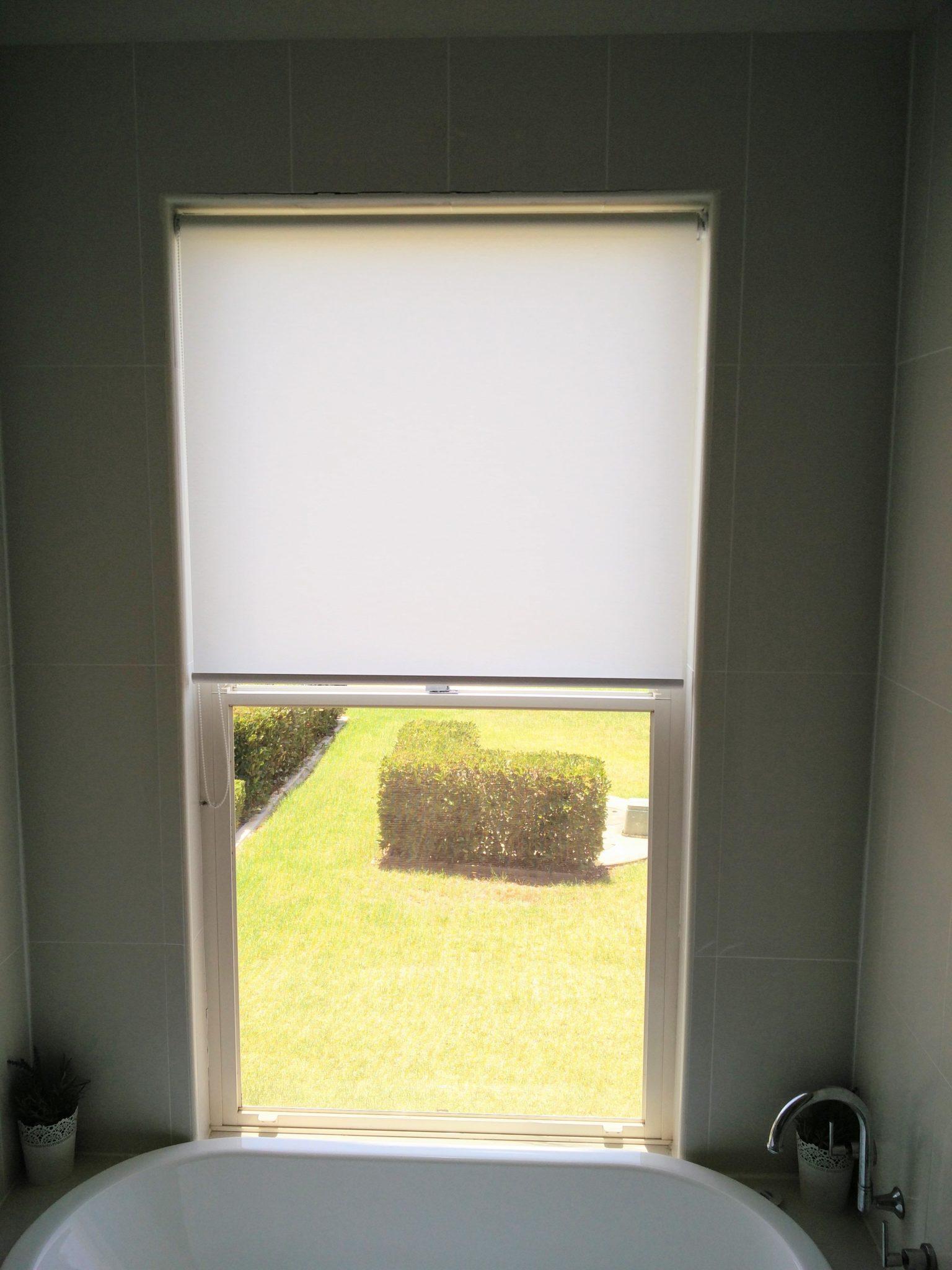 new of abca mini window abrahaml install installing door sajan fresh to how metal blinds img