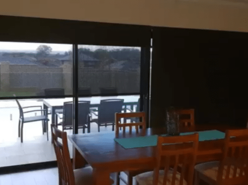 Block out and Screen Roller Blinds